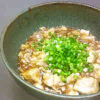 Simple Tofu and Pork with Thick Chinese-style Gravy