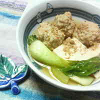 Quick and Piping Hot Dandan-style Simmered Dish For Cold Days