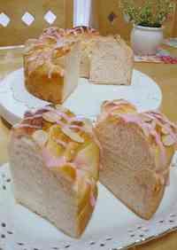 Strawberry Dough for Cute Strawberry Milk Bread