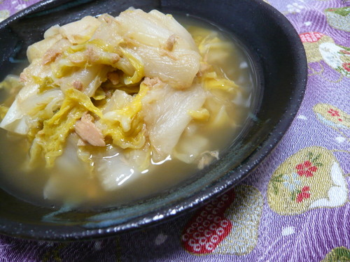 Easy and Tasty Chinese Cabbage Stew
