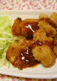 Easy and Cheap! Soft Bite-Sized Tonkatsu