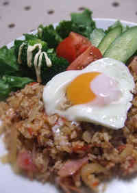 Quick & Easy Nasi Goreng