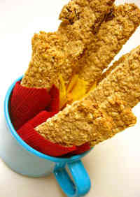 For Weight Loss: Instant Oatmeal Bars