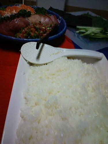 Sushi Rice Made with Yuzu Citrus Juice! Easy and Delicious!