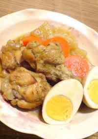 Chicken Drumsticks Stewed with Vinegar