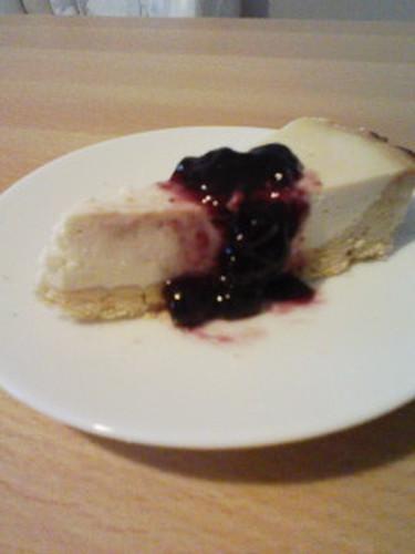 Macrobiotic Tofu Cheesecake