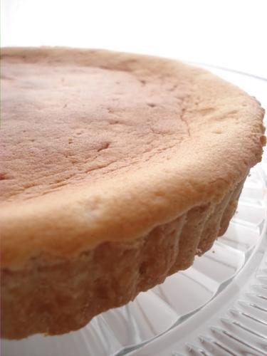 Baked Soufflé Cheese Tart