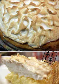 Lemon Meringue Pie with Homemade Pie Crust