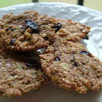 100% Whole Wheat Flour Macrobiotic Cookies