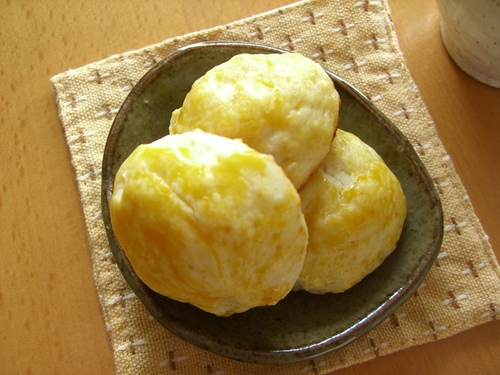 Potato Chibikoro Cakes