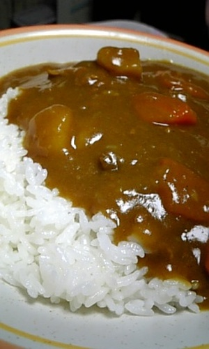 Homemade Curry in a Pressure Cooker