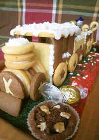 Christmas 2007 Cookie Train