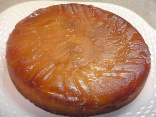 Exquisite Tart Tatin-style Apple Cake