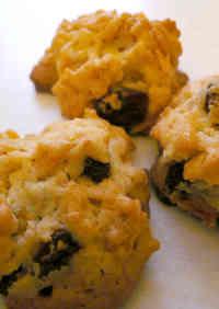 German Cornflake Cookies