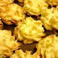 Okara (Soy Pulp) Coconut Cookies