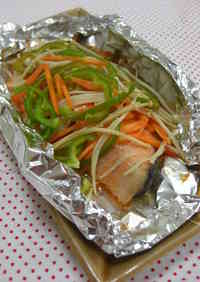Easy Foil-baked Salmon