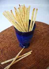 Crispy Crunchy Potato Pretzel Sticks