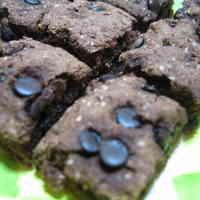 Soft Chocolate Cookies Made with Tofu