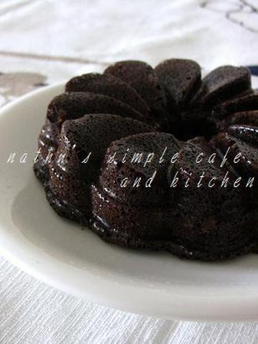 Non-Flour, Non-Oil Banana Okara Chocolate