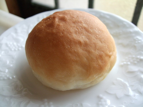 Pan Au Lait (French Rolls)