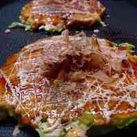 Fluffy Okonomiyaki