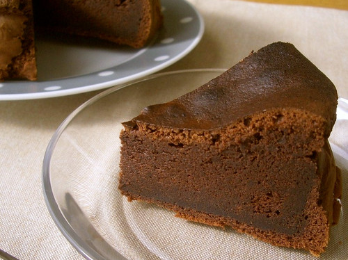 Very Rich & Dense Gateau au Chocolat