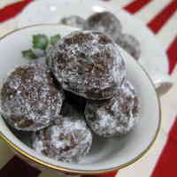 Easy Chocolate Snowballs