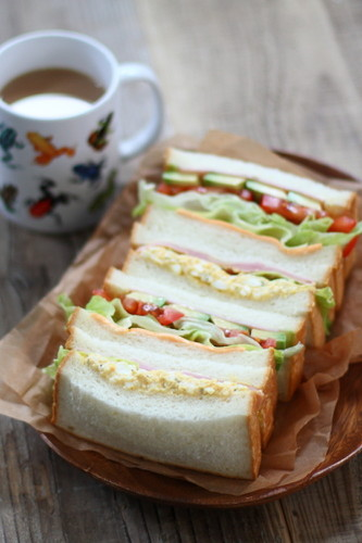 Egg-Mayo for Sandwich Fillings