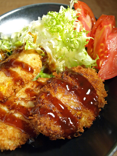 Easy Creamed Corn Croquettes ♪