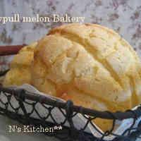 Crispy and Fluffy! Maple Melon Bread