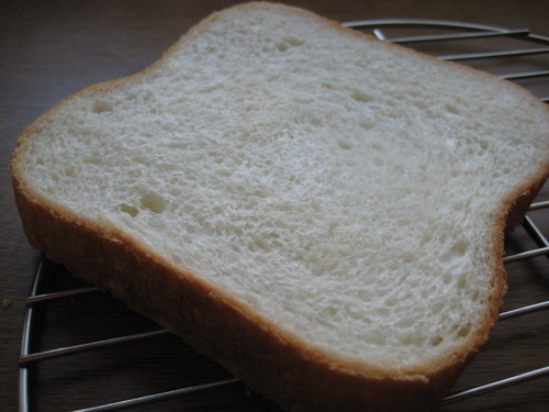Rice Flour Sandwich Bread Made in a Bread Machine