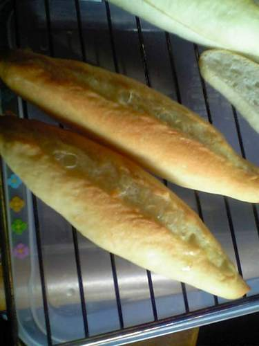 "Baguette-Style ""French Sticks"""