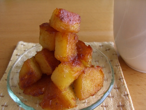 Caramel Potatoes