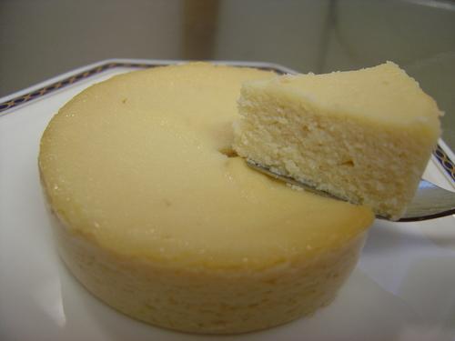 Diet-Friendly Okara and Tofu Kanten Cheese Cake