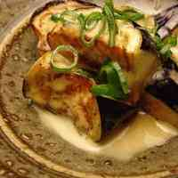 Deep Fried Eggplant with Mayonnaise