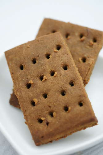 Oil-free Kinako (Roasted Soy Flour) and Brown Sugar Cookies