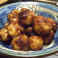 New Potatoes Simmered in Miso