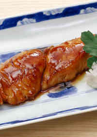 Spanish Mackerel Teriyaki
