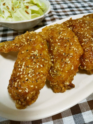 Nagoya-style Fried Chicken Wings