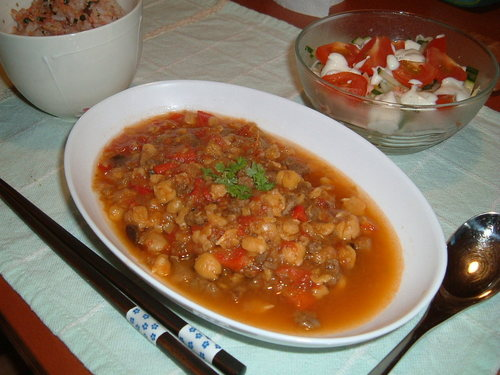 Harira (Moroccan Soup)