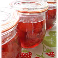 Sparkling Strawberry Confiture