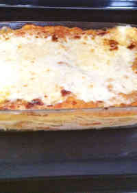 Lasagne with Lentils