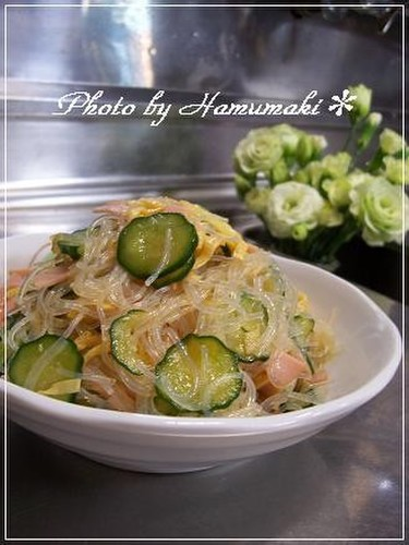 Chinese-style Cellophane Noodle Salad