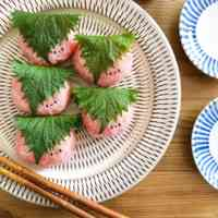 For Girls' Day: Sakura Mochi-esque Sushi