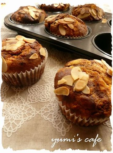 Chocolate Marble Muffins