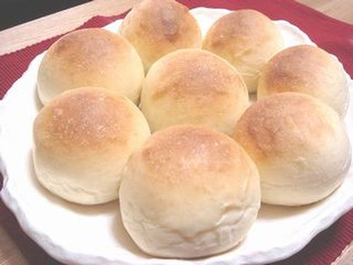Egg-free Soft and Springy Bread