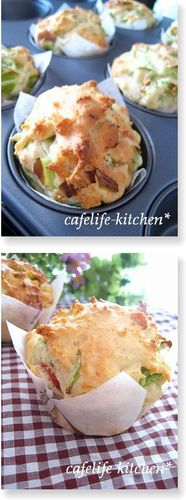 Cabbage Patch Muffins