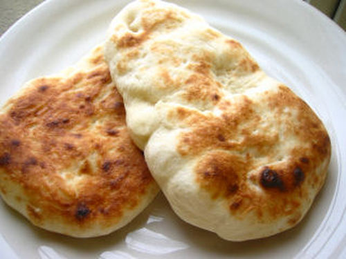 Easy & Authentic Naan Bread