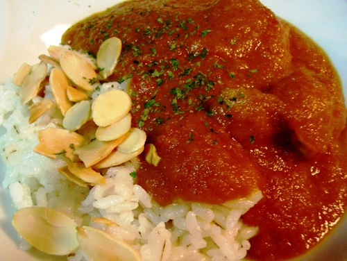 Authentic Chicken Curry with No Roux