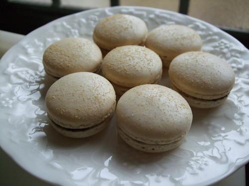 My Favorite Macaroons (Kinako)